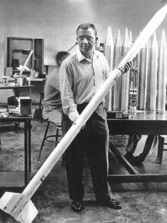 James Van Allen (1914-2006)
