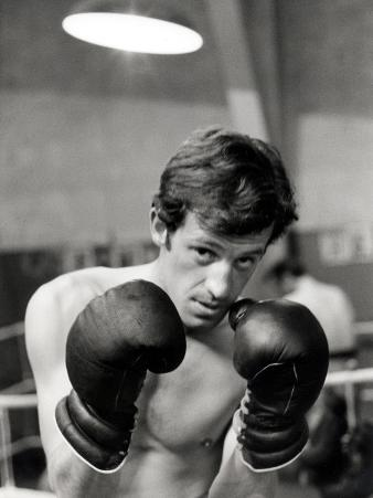 Jean-Paul Belmondo, June 21, 1960