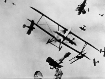 World War I: Aerial Combat
