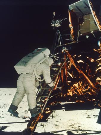 Apollo 11: 'Buzz' Aldrin