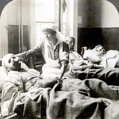 World War I: Nurse