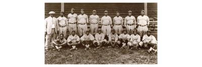 Baseball: Negro Leagues