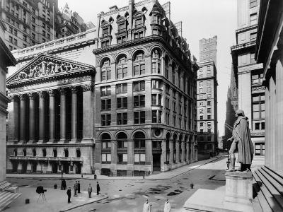 Stock Exchange, C1908