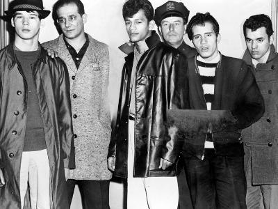 New York: Gang, C1959