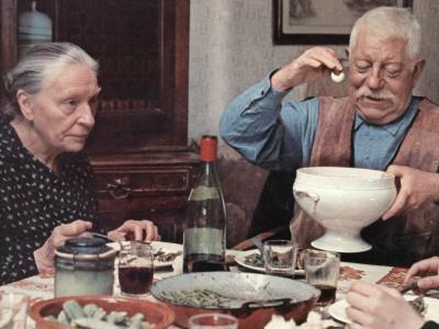 Jean Gabin: L'Affaire Dominici, 1973