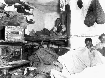 Tenement Life, Nyc, C1889
