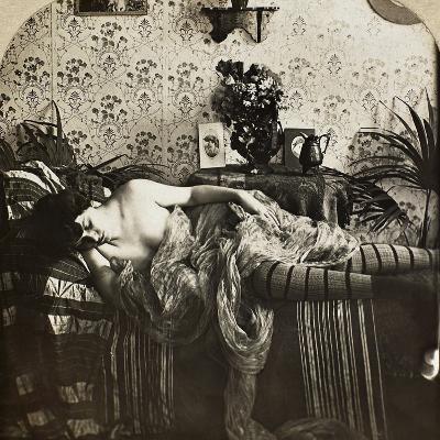 Sleeping Woman, C1900