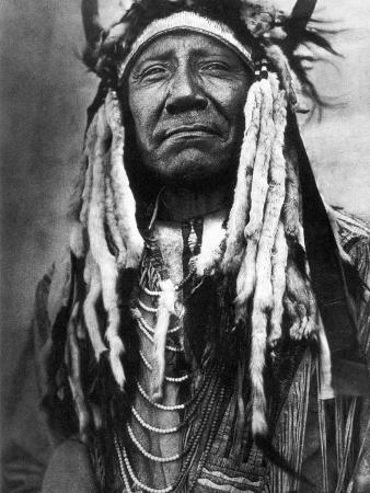 Cheyenne Chief, C1910