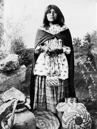 Apache Woman, C1908