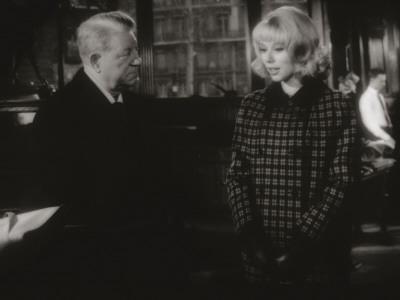 Jean Gabin and Mireille Darc: Monsieur, 1964