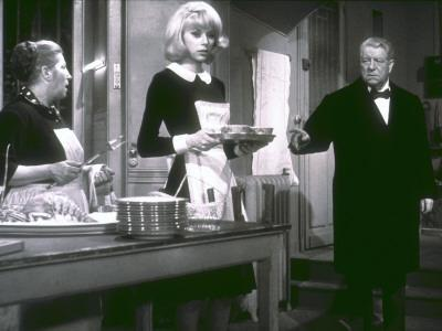 Jean Gabin and Mireille Darc: Monsieur, 1964
