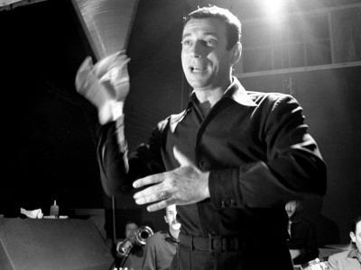 Yves Montand, 1958