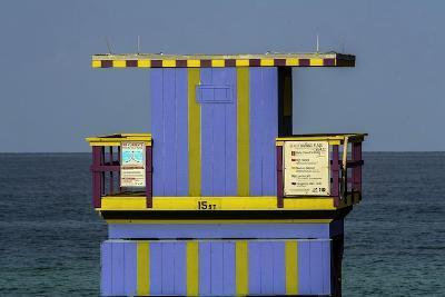 Beach Hut, Miami Beach, USA