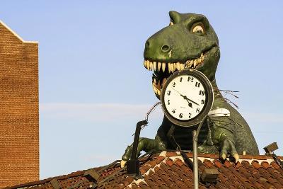 Alligator, Hollywood Boulevard, Los Angeles, USA