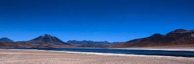 Miscanti Lagoon, Atacama Desert, Chili