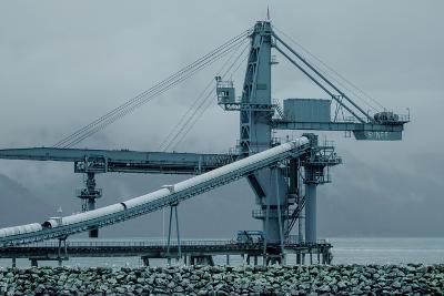 Seward Port, Alaska