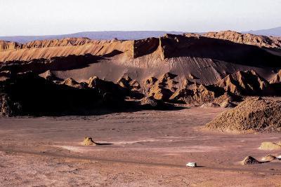 The Moon Valley, Atacama Desert, Chile
