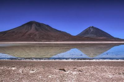 Laguna Blanca, Atacama Desert, Bolivia