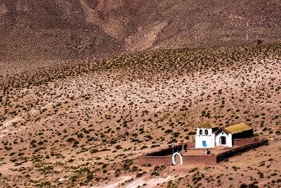 A Church in the Atacama Desert, Chile and Bolivia
