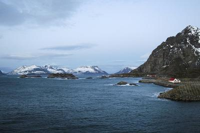Landscape in Greenland