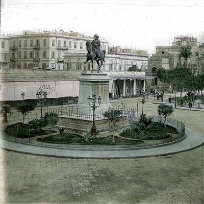 Alexandria (Egypt), Place Des Consuls