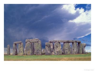 Stone Henge, W Essex, England