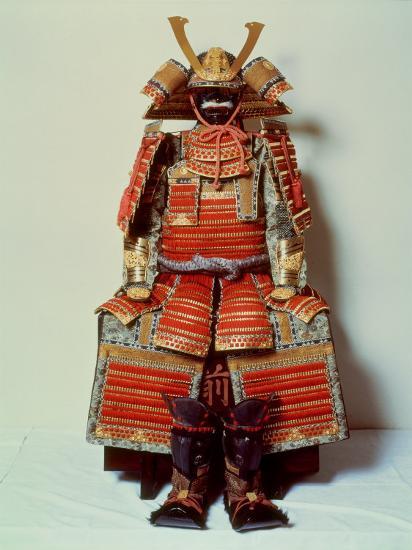 Samurai Armor Photographic Print At Allposters Com