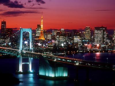 Evening View of Rainbow Bridge