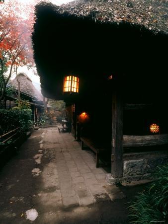 Gajo-En, an Old Farm House Used as an Inn, Kagoshima, Japan