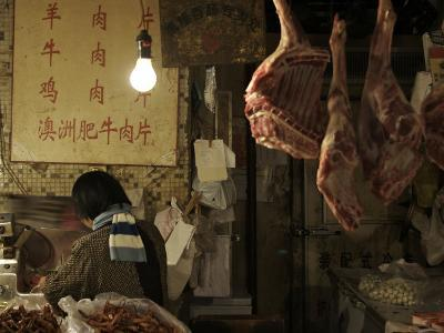 A Chineese Butcher