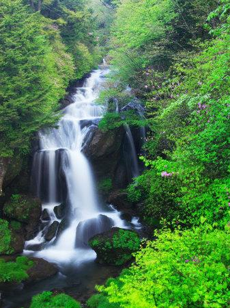 Ryuzu Water Falls