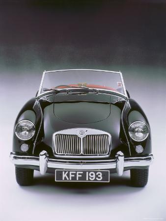 1959 MG A Twin Cam