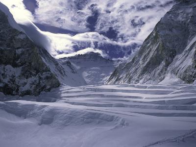Lhotse Framed by the Western Comb, Nepal
