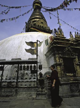 Chorten, Nepal
