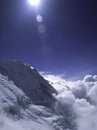 Mt. Everest Southside Landscape