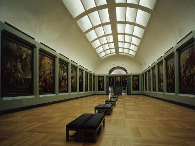 Rubens Gallery, Life of Marie De Medici, 1573-1642, Wife of King Henry IV of France