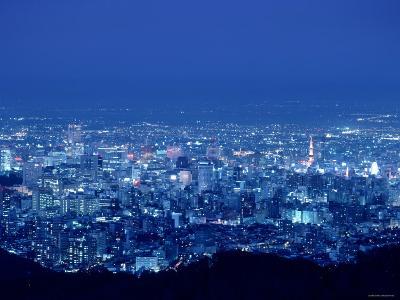 Night View of Sapporo