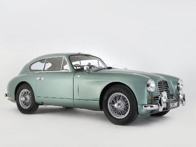 1956 Aston Martin DB2-4