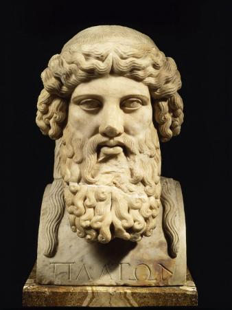Plato, Greek Philosopher