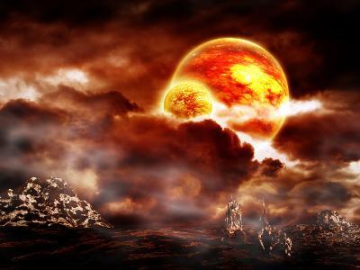 The Badlands Mars 2120
