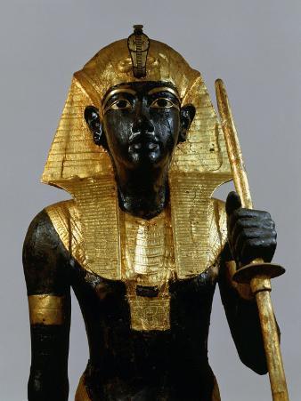 Ka Statue of Tutankhamun, c.1332-22 BC 18th Dynasty New Kingdom Egyptian Pharaoh