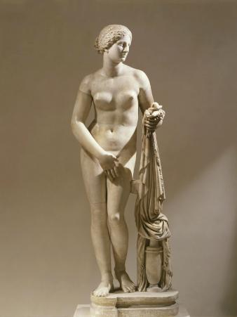 Aphrodite of Cnidus, Copy of the Famous Version by Praxiteles (4th century BC)