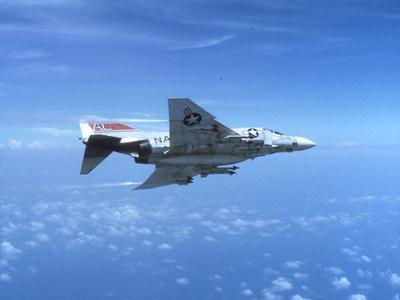 Air and Space: McDonnell Douglas F-4 Phantom II