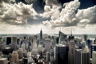 View of Manhattan, New York