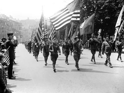 World War I Veteran's Parade