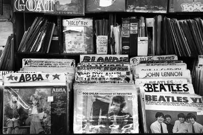Bleeker Street Record Shop NYC