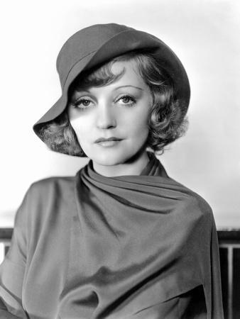 Tallulah Bankhead, 1932
