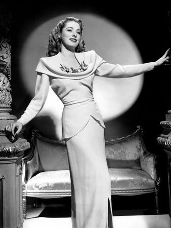 Eleanor Parker, Ca. 1945