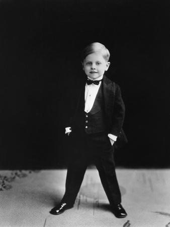 Mickey Rooney, Mid 1920s
