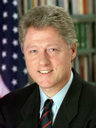 President Bill Clinton, January 1993